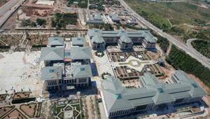 Cumhurbaşkanlığı Sarayının çevresinde açılan yollara isim verildi