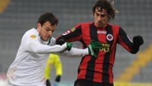 Bursaspor 10 dakikada dağıldı