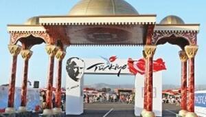 California'da Türk festivali