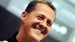 Schumacherden müjdeli haber var