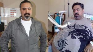 Yedi ayda 85 kilo zayıfladı
