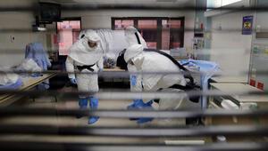Denizlide bir kişi Ebola şüphesiyle hastaneye kaldırıldı