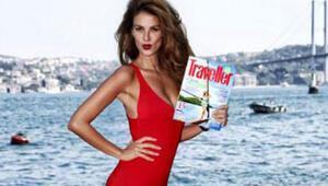 Tülin Şahin Rus dergilerinin kapağında