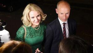 Danimarka Başbakanının eşi İngiltere Meclisinde