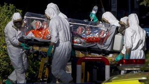 İspanyol rahip Eboladan öldü