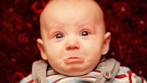 Bebekler strese ağlayarak tepki gösteriyor