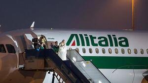 Papa Franciscus Türkiyeden ayrıldı