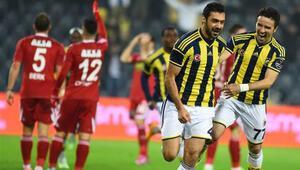 Fenerbahçe - Sivasspor maç özeti ve golleri izle | 4-1 (Bekir, Sow, Kuyt, Chahechouhe)