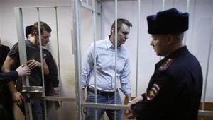 Rusyada Putin muhalifine hapis cezası