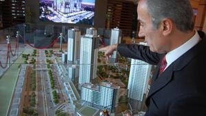 Ankara'da yatırım adres değiştirdi