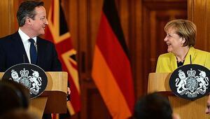İngiltere ve Almanyadan Fransaya dayanışma mesajı