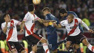 River Plate, Boca Juniorsu 1-0 yendi