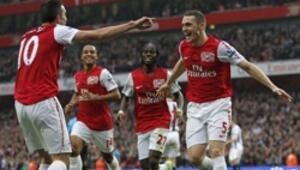 Arsenal çok rahat