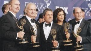 Sopranolar dizisi ödülle veda etti