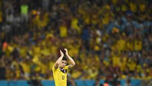 Kolombiya 2 - 0 Uruguay