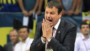 Ergin Ataman: Bu utanç dolu sezonda...