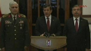Başbakan Ahmet Davutoğlundan operasyon açıklaması