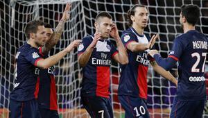 PSG, Valenciennesi 3-0 ile geçti