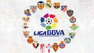 La Ligada fikstür belli oldu