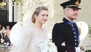 Son bekâr prens de evlendi