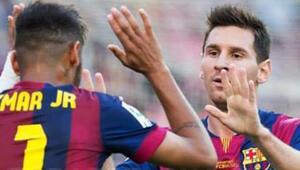Barcelona - Granada karşılaşmasında yarım düzine gol vardı