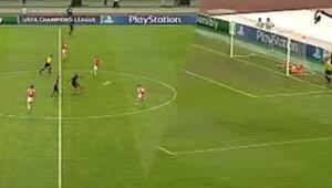 Demba Badan Arsenal maçına mükemmel başlangıç