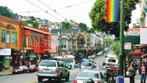 San Francisco'nun altı renkli mahallesi