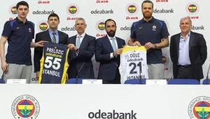 Odeabank Fenerbahçeye sponsor oldu