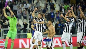 Juventus 2 -Real Madrid: 1