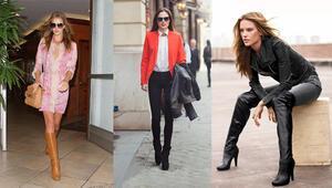 Sonbahar botlarıyla stil önerileri