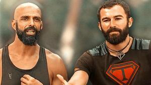 Survivor All Star izle Hasan ve Turabi arasında gerginlik had safhada