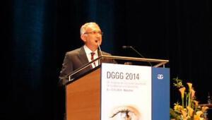 Türk bilim adamına Almanyadan onursal üyelik