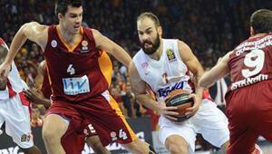 TOP 16 mücadelesi Galatasaray-Zalgiris maçıyla başlıyor