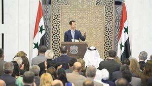 Suriye lideri Esad: Siyasi diyaloğu destekliyorum ama...
