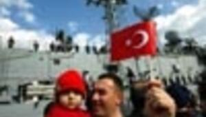 Turkish frigate sets sail to join international Somali piracy mission