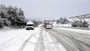 İstanbul Valiliği: Kar yağışı hafifleyerek devam edecek