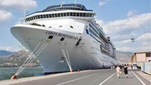 İzmir'den gemi kalkıyor