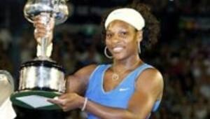 Yeni kraliçe Serena Williams