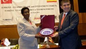 Uganda Türk işadamlarını bekliyor