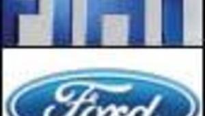 Fiat ve Ford birlikte otomobil üretecek