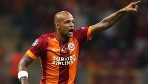 Galatasarayda Melo depremi