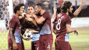 Trabzon'un bir sezona bedel 20 günü