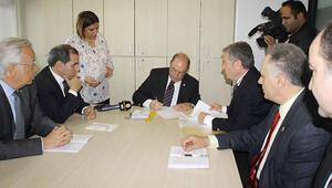 Galatasarayda üç başkan adayı başvurularını yaptı