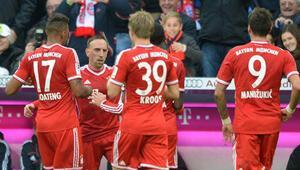Bayern rekor kırdı