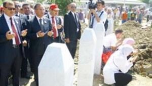 Bosna'nın acısı bizim acımızdır