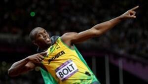 Usain Bolt All-Starda