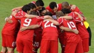 A Milli Futbol Takımı Avusturya yolcusu