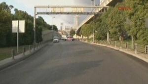 Kağıthane tüneli trafiğe açıldı