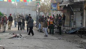 Pakistanda Talibandan intihar saldırısı: 13 ölü