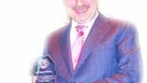 Altınok'a yılın belediye başkanı ödülü